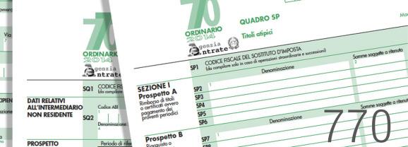 Le sanzioni in caso di omessa o tardiva presentazione del modello 770